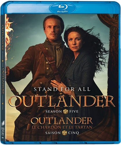 Picture of Outlander: Season 5 (Bilingual) [Blu-ray+Digital]