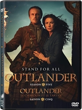 Picture of Outlander: Season 5 (bilingual) [DVD+Digital]