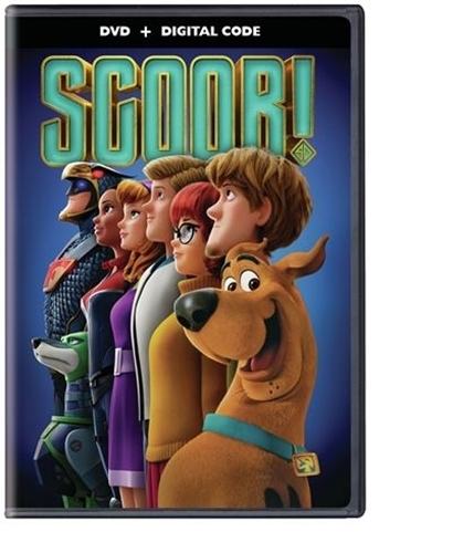 Picture of SCOOB! [DVD+Digital]