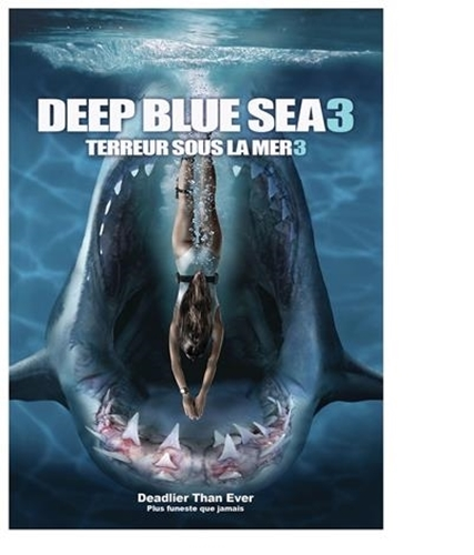Picture of Deep Blue Sea 3 (Bilingual) [DVD]