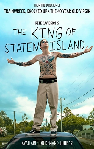 Picture of The King of Staten Island [DVD]