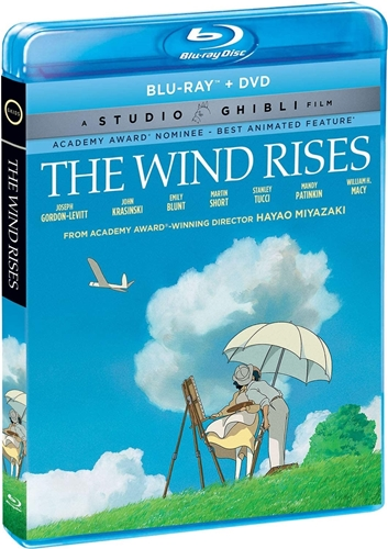 Picture of The Wind Rises [Blu-ray+DVD+Digital]