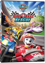 Picture of PAW Patrol: Ready, Race, Rescue! [DVD]