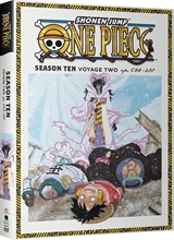 Picture of One Piece: Season Ten - Voyage Two [DVD]