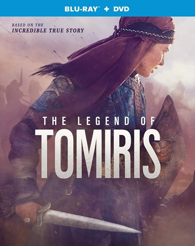 Picture of The Legend of Tomiris [Blu-ray+DVD+Digital]