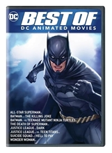 Picture of Best of DC Animated Movies [DVD]
