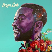 Picture of Bigger Love by John Legend [CD]
