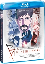 Picture of B: The Beginning: Season One [Blu-ray+DVD]