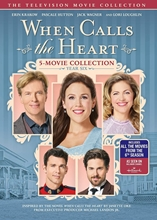 Picture of When Calls the Heart – Year Six [DVD]