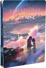Picture of Your Name. (Limited Edition Steelbook) [Blu-ray+Digital]
