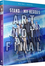 Picture of Stand My Heroes: Piece of Truth - The Complete Series [Blu-ray+Digital]