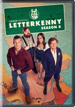 Picture of Letterkenny: Season 8 [DVD]