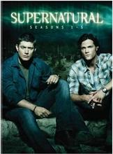 Picture of Supernatural: Seasons 1-5 [DVD]
