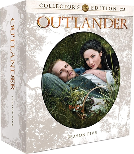 Picture of Outlander: Season 5  (Bilingual) (Limited Collector's Edition) [Blu-ray+Digital]