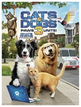 Picture of Cats & Dogs 3: Paws Unite! (Bilingual) [DVD]
