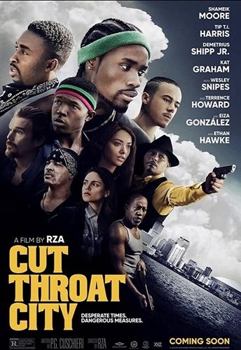Picture of Cut Throat City [Blu-ray+DVD+Digital]