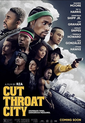 Picture of Cut Throat City [DVD]