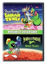 Picture of Marvin the Martian Space Tunes/Bugs Bunny's Lunar Tunes [DVD]