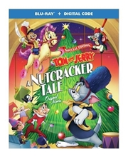 Picture of Tom and Jerry: A Nutcracker Tale (Special Edition) [Blu-ray]