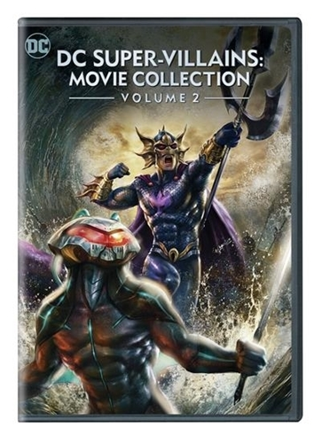 Picture of DC Super-Villains: Movie Collection Volume 2 [DVD]