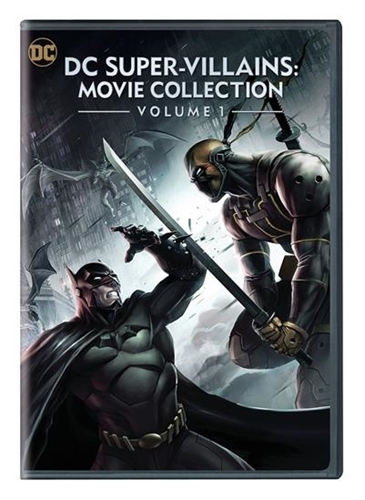 Picture of DC Super-Villains: Movie Collection Volume 1 [DVD]