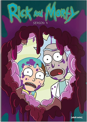 Picture of Rick & Morty: Season 4 [DVD]