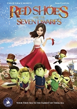 Picture of Red Shoes and the Seven Dwarfs [DVD]