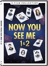 Picture of Now You See Me 1 & 2 [DVD]