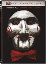 Picture of Saw 1-8 Film Collection [DVD]