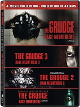 Picture of Grudge, The / The Grudge 2 / The Grudge 3 / The Grudge (2020) (Bilingual) [DVD]