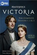 Picture of Masterpiece: Victoria 1, 2, & 3 Complete Seasons [DVD]