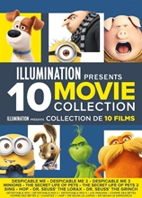 Picture of Illumination Presents 10-Movie Collection [DVD]