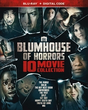 Picture of Blumhouseof Horrors 10-Movie Collection [Blu-ray]