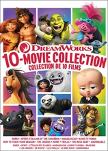 Picture of DreamWorks10-Movie Collection [DVD]