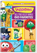 Picture of VeggieTales: All the Silly Songs – 65 Favorites [DVD]