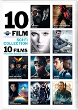 Picture of Sci-Fi 10-Film Collection[DVD]