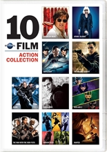 Picture of Action 10-Film Collection[DVD]