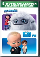 Picture of Abominable/Boss Baby [DVD]