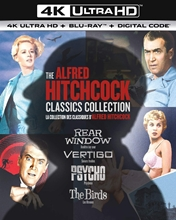 Picture of The Alfred Hitchcock Classics Collection [UHD]