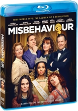 Picture of Misbehaviour [Blu-ray]