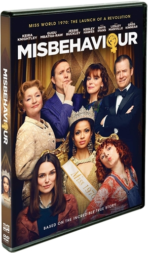 Picture of Misbehaviour [DVD]
