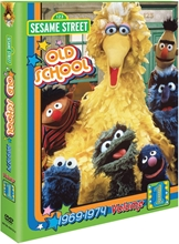 Picture of Sesame Street: Old School - Volume One (1969-1974) [DVD]