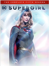 Picture of Supergirl: The Complete Fifth Season [DVD]