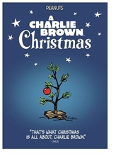 Picture of A Charlie Brown Christmas (50th Anniversary Deluxe Edition) (Iconic Moments LL) [DVD]