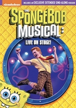 Picture of SpongeBob SquarePants: The SpongeBob Musical: Live on Stage! [DVD]