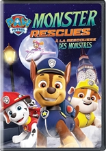 Picture of PAW Patrol: Monster Rescues [DVD]