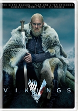 Picture of Vikings: The Sixth Season - Part One [DVD]