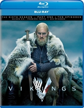 Picture of Vikings: The Sixth Season - Part One [Blu-ray]