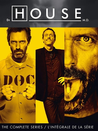 Picture of House: The Complete Series (Repackage) [DVD]