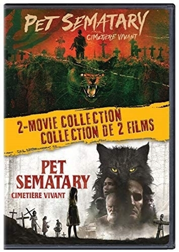 Picture of Pet Sematary 2019/1989 [DVD]
